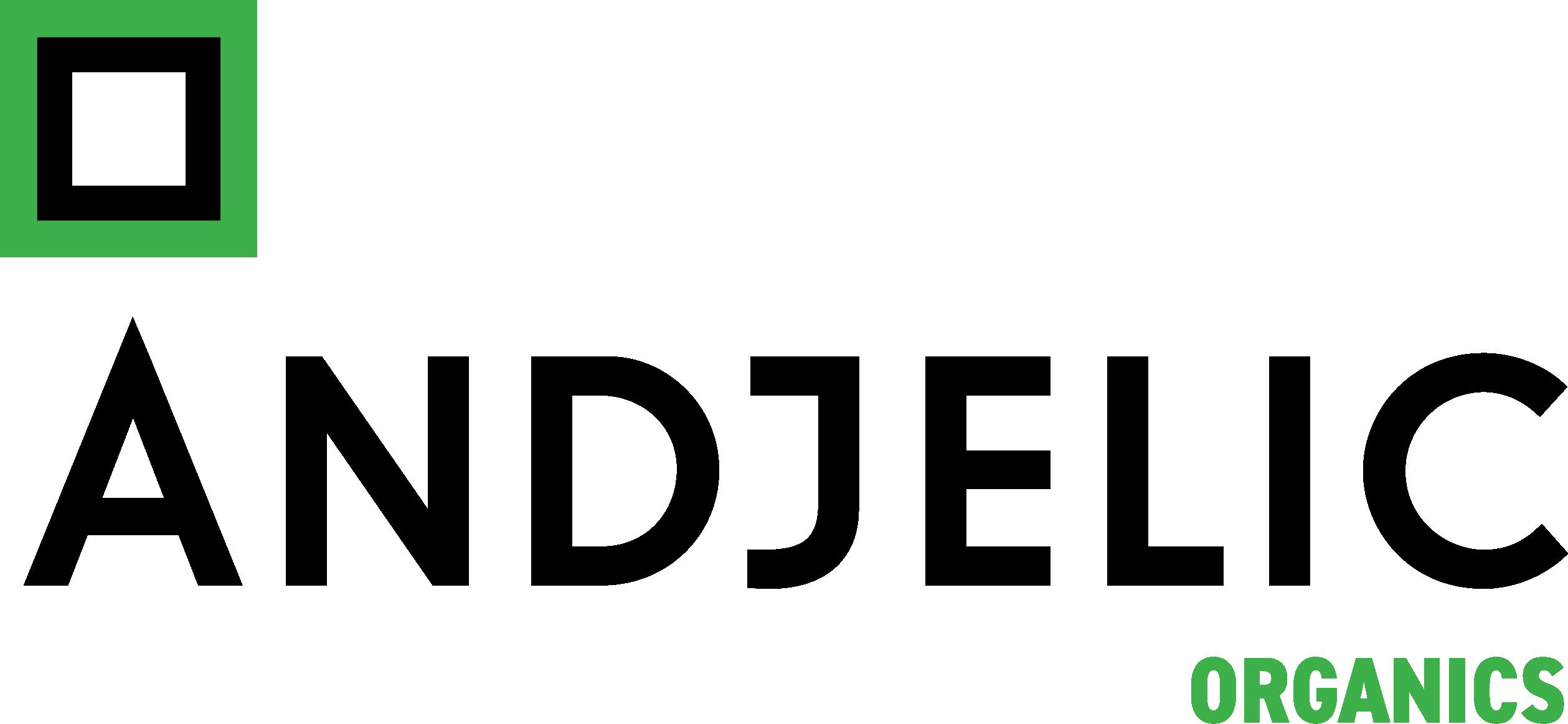 Andjelic organics logo - CMYK